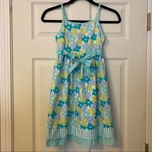 GEORGE Multicolor Floral Spaghetti Strap Dress